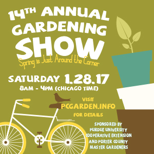 Gardening Show Handouts Now Available
