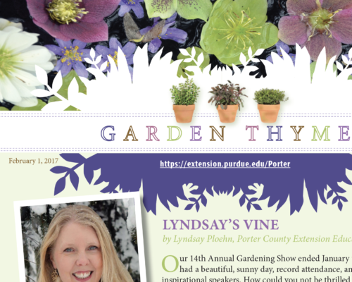 Garden Thyme Vol. 3, Issue 3