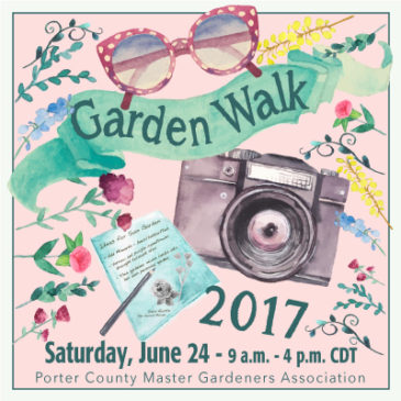 Don't Miss PCMGA Garden Walk 2017