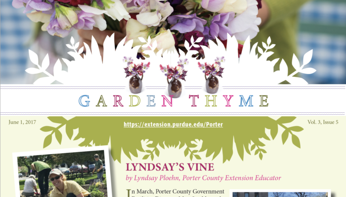 Garden Thyme Vol. 3, Issue 5