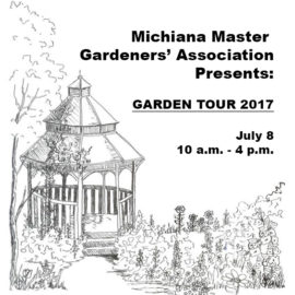 Michiana Master Gardeners Garden Tour 2017 Set for July 8