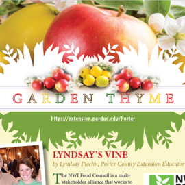 Garden Thyme Vol. 3, Issue 6