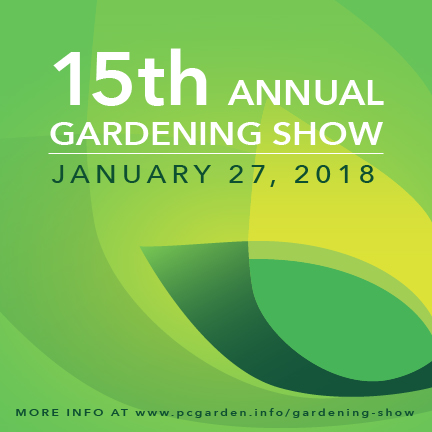 What's New at the 15th Annual Gardening Show