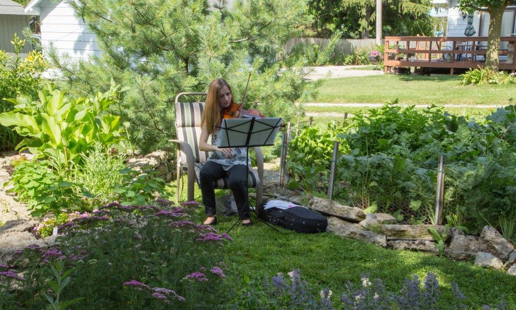 ... Garden Walk 11 ...